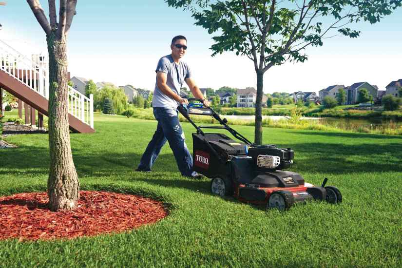 Reduce Mowing Time up to 40% with the Toro­® Timemaster™